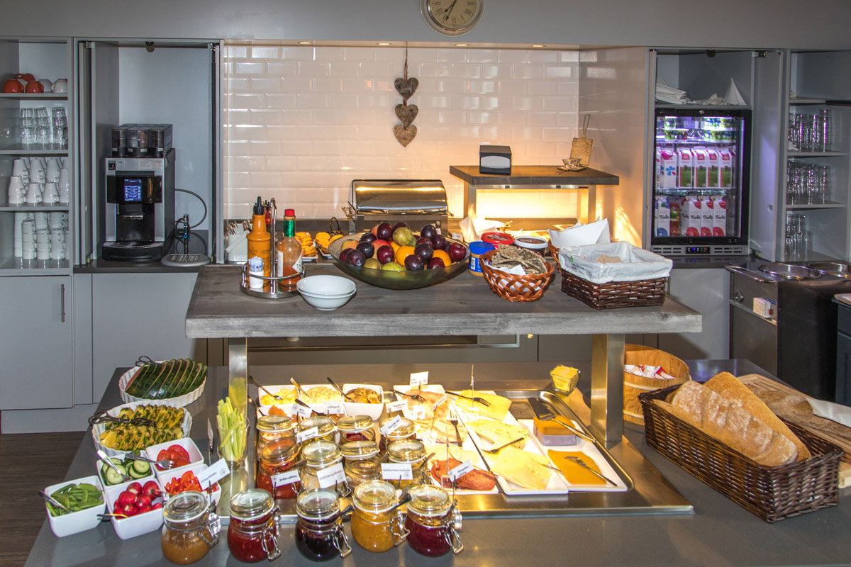 Fosen Fjordhotel - frokost