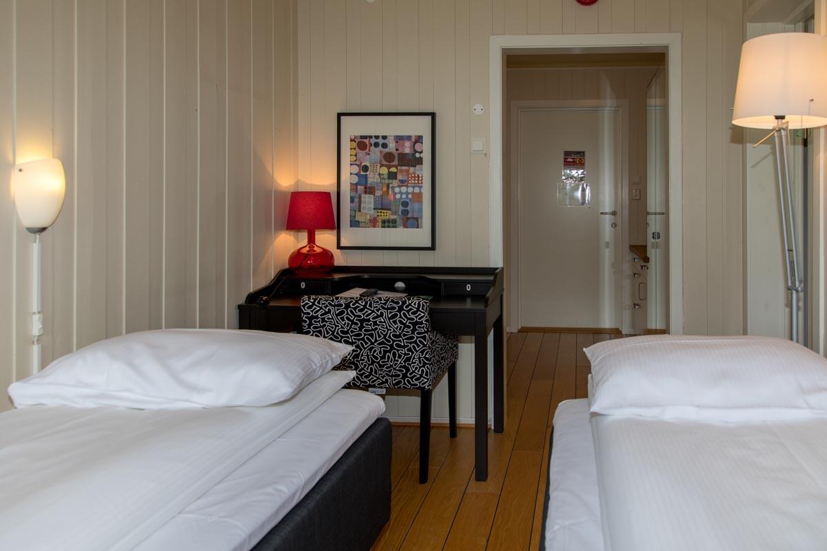 Fosen Fjordhotel - Twin Room